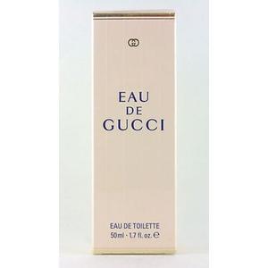 Eau de Gucci - Eau de Toilette Splash 50 ml - Rarität - alte Version