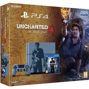 Sony PlayStation 4 1TB - Uncharted 4: A Thief