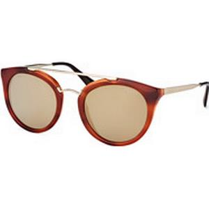 Luxottica Fashion Brillen Vertriebs GmbH Prada Cinema PR 23Ss Use-1C0, Aviator Sonnenbrillen, Braun