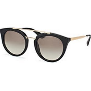 Luxottica Fashion Brillen Vertriebs GmbH Prada Cinema PR 23Ss 1Ab-0A7, Aviator Sonnenbrillen, Goldfarben