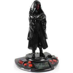 Sablon 15203 - Star Wars - Darth Maul digitaler Radiowecker mit Sound und Lichteffekten