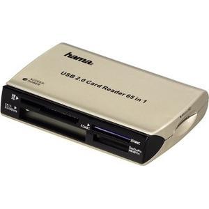 00049009 USB-2.0-Kartenleser ´´65in1´´
