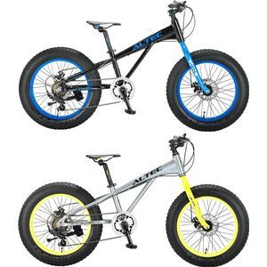 20 Zoll Jungen Fat Mountainbike 6 Gang Hoopfietsen Allround