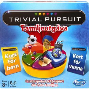 Trivial Pursuit Familjeutgåvan (Svenska)