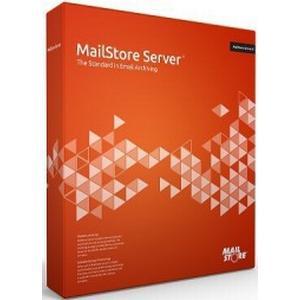 MailStore Server Lizenz pro Benutzer (5-9 Benutzer) inkl. 1 Jahr Aktualisierungsgarantie, Download