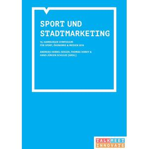14. Hamburger Symposium Sport, Ökonomie und Medien