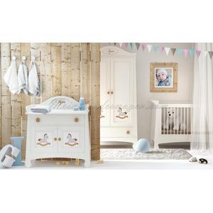 (Baby-)Kinderzimmer DOLCE , individuell konfigurierbar