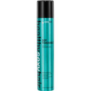 Sexy Hair Healthy Soy Touchable HairSpray 310ml