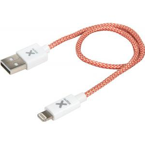 A-Solar Xtorm - Textiles Apple Lightning Kabel, 20 cm