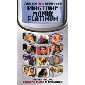 Edition Music Sales RINGTONE MANIA PLATINUM
