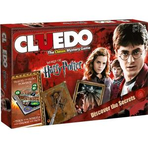 Winning Moves Ltd Cluedo Harry Potter (Engelska)