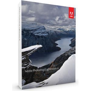 Adobe Photoshop Lightroom 6, Bildbearbeitungssoftware, Mac/Win, POSA