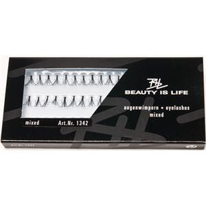 BEAUTY IS LIFE Make-up Accessoires Wimpern einzeln - Mixed 1 Stk.