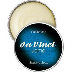 Da Vinci Uomo Rasierseife Rasierseife in Dose 40 g