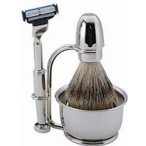 ERBE Shaving Shop Rasiersets Rasier-Set Gillette Mach3, 4-teilig 1 Stk.