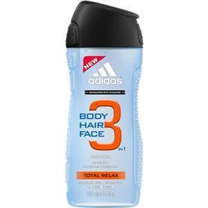 adidas Pflege Functional Male Total Relax Shower Gel 250 ml