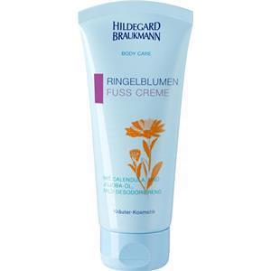 Hildegard Braukmann Pflege Body Care Ringelblumen Fusscreme 100 ml