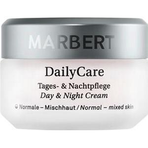 Marbert Pflege Basic Care Day & Night Cream für trockene Haut 50 ml