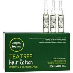 Paul Mitchell Haarpflege Tea Tree Lemon Sage Hair Lotion Keravis & Lemon Sage 12 x 6 ml