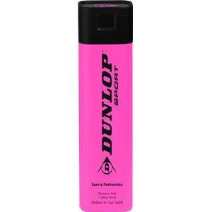 Dunlop Damendüfte Sporty Fashionista Shower Gel 250 ml