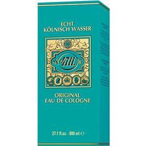 4711 Damendüfte Echt Kölnisch Wasser Eau de Cologne Molanusflasche Taschenflakon 25 ml