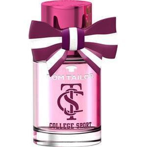 Tom Tailor Damendüfte College Sport Woman  Eau de Toilette Spray  50 ml