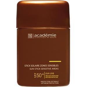 Académie Pflege Bronzecran Stick Solaire Zones Sensibles SPF 50 10 ml