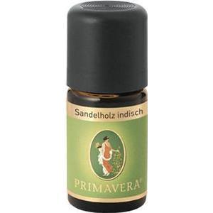 Primavera Health & Wellness Ätherische Öle bio Sandelholz indisch 5 ml
