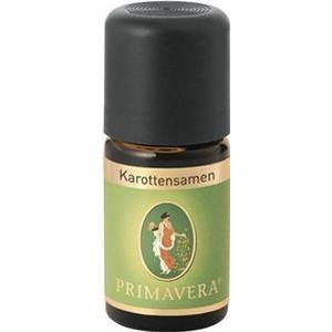Primavera Health & Wellness Ätherische Öle Karottensamen 5 ml