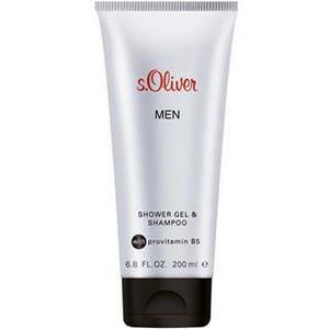 s.Oliver Herrendüfte Men Shower Gel 200 ml