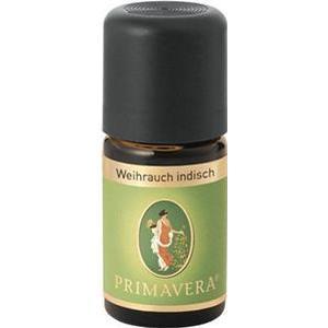 Primavera Health & Wellness Ätherische Öle Weihrauch indisch 5 ml
