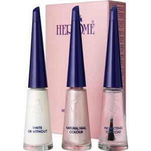 Herôme Nägel Nagel Dekoration French Manicure Set Pink 10 ml