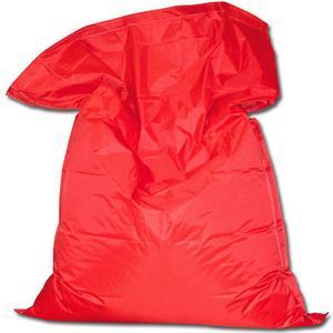 1-2-fun Bean Bag in rot - Kissen für Indoor und Outdoor - Größe: 140x180 cm