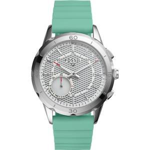 Kunststoff Armbanduhr Fossil Q Modern Pursuit Hybrid FTW1134 Analog Quartz Uhr Unisex