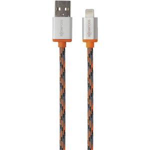 Boompods Kabel und Adapter »Retro Lightning auf USB Kabel 0,25 m«