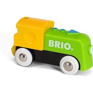BRIO Zug für Holzeisenbahn ´´Batterielok´´ Modell: 33705 (ab 3 Jahren)