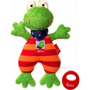 Sigikid 38680 Spieluhr Folunder Frog