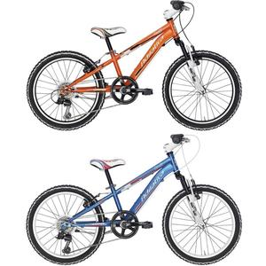 20 Zoll Jungen Mountainbike 6 Gang Adriatica Rock