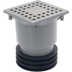 AIRFIT Bodenablauf Profi 12x12cm, universal passend für DN50, DN90, DN110