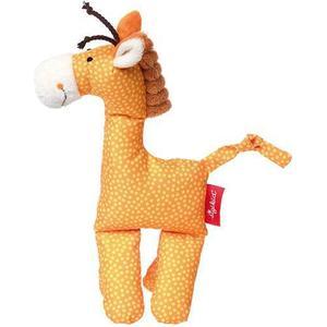 Sigikid * 41668 - Rassel Giraffe - Babyspielzeug