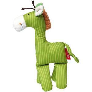 Sigikid * 41670 - Rassel Giraffe - Babyspielzeug