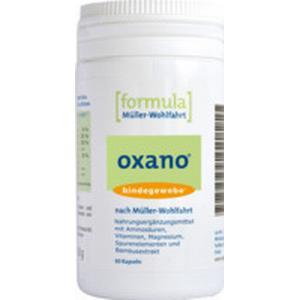 (formula) Müller-Wohlfahrt Health & Fitness AG OXANO-Bindegewebe nach Müller-Wohlfahrt Kapseln 60 St