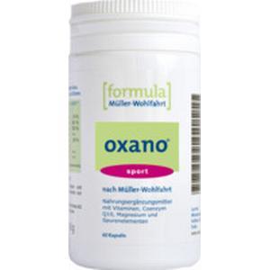 (formula) Müller-Wohlfahrt Health & Fitness AG OXANO-Sport nach Müller-Wohlfahrt Kapseln 60 St