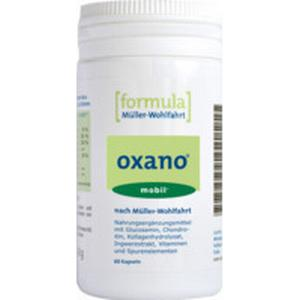 (formula) Müller-Wohlfahrt Health & Fitness AG OXANO-mobil nach Müller-Wohlfahrt Kapseln 60 St