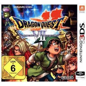 Dragon Quest VII, Fragmente der Vergangenheit, 1 Nintendo 3DS-Spiel
