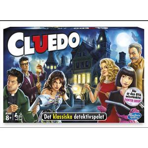 Cluedo Det Klassiska Mysteriespelet (Swe) (Svenska)