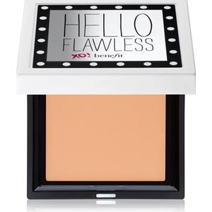 """Benefit Hello Flawless Kompaktpuder Farbton Beige """"All the World´s My Stage"""" 7 g"""