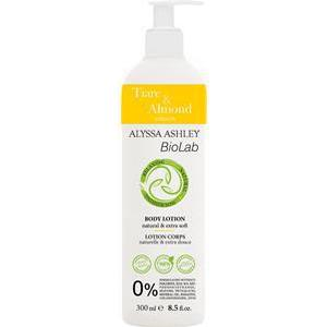 Alyssa Ashley BioLab Tiaréblüte & Mandelmilch Body Lotion 300 ml