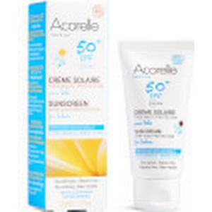 Acorelle Babies Organic SPF50+ Sunscreen - 3 Months and Up 50ml