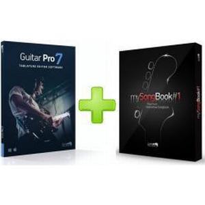 Arobas Guitar Pro 7 inkl. Arobas mySongBook Volume 1
